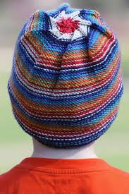 Kids Knit Hat Pattern
