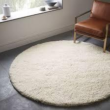 darby wool rug round