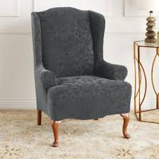 living room chair covers. Exellent Living Buy Slipcovers For Wing Chairs From Bed Bath Beyond Within Armchair Covers  Designs 12 With Living Room Chair O