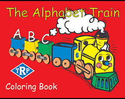Coloring daily and completing color pages and even books boosts a child's pride and confidence to complete tasks in. Train Coloring Book Etsy