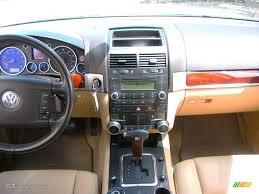 Volkswagen Touareg 2005 Interior - image #141