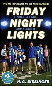 friday night lights by h g bissinger teen book review friday night lights by h g bissinger