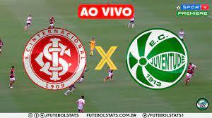 Saiba como e onde assistir Internacional x Juventude Futebol AO VIVO –  Campeonato Gaúcho 2021 - Esporte Stats