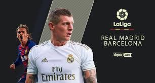 real madrid 2 0 barcelona goles de