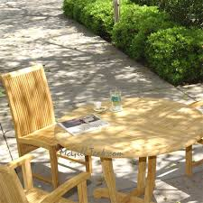 teak patio table set for four tigris round dining table liberty side chair