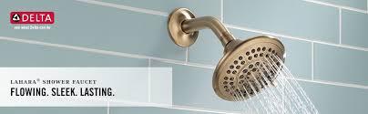 lahara dual handle shower faucet