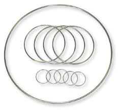 metal o ring. metal o-ring is unique gasket made of tube which formed and buttwelded into a round shape or other shapes. the equipped with various o ring