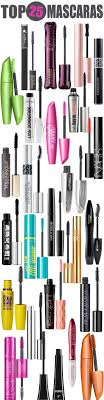 top 25 mascaras from mascara to department mascara this list has the