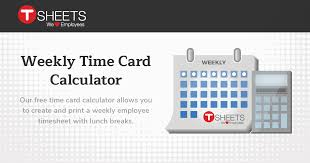 timecard with lunch breaks time card calculator free timesheet calculator with lunch breaks
