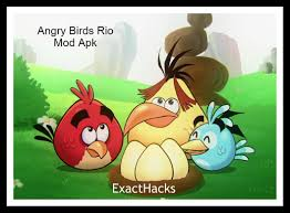 angry birds rio hack mod apk all levels unlocked in 2020