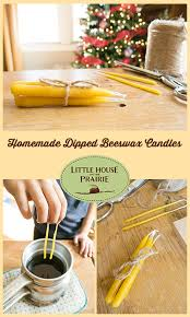 nothing says pioneer living quite like making your own beeswax candles if you ve never made them before dipped beeswax candles are surprisingly easy to
