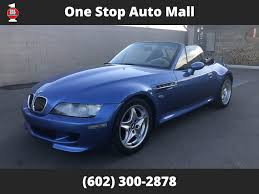 2000 Used BMW Z3 2000 BMW Z3 M 3.2L Roadster Convertible Manual at ...