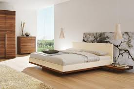 image of modern contemporary bedroom furniture hanging lamp