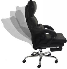 office recliner chairs. Top Leather Office Recliner W/footrest Regarding How To Recline Chair Chairs C
