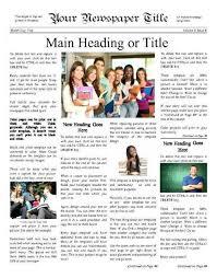 Spoof Newspaper Template Free Old Newspaper Template Google Docs Resume Templates Google Docs Free