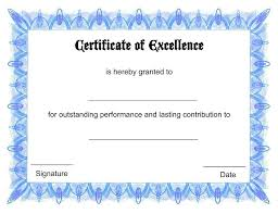 Best Performance Award Certificate Free Music Certificate Templates Awards Editable Award