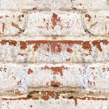 picture of old bricks l and stick foam tiles