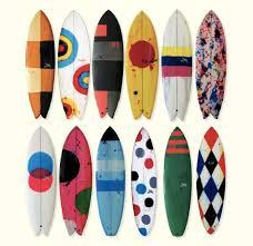 surfboard art design