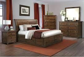 King Storage Bed Set Creek Bedroom Set With Storage Bed Kira King ...