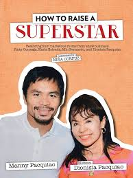 how to raise a superstar pacquiao cover