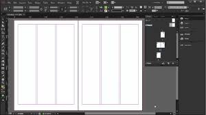 11x17 Newspaper Template Setting Up A Newsletter Indesign Cc Tutorial 8 20 Youtube