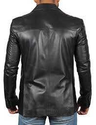 blazer black jacket for men