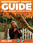 Montgomery County Fall GUIDE 2019 by Montgomery County Recreation ...