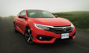 2016 Honda Civic Coupe Touring Turbo Review – This Could Get ...