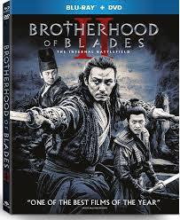 Brotherhood Of Blades Ii 2017 X264 720p Esub Bluray Dual Audio Hindi
