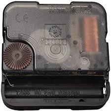 battery clock mechanism replacement - Amazon.co.uk