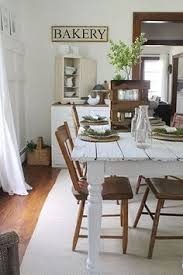 25 calmness dining room with farmhouse style and vine materials home design and interior