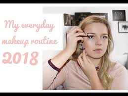 my everyday makeup routine 14 year old high freshman