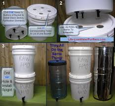 Diy berkey water filter Stand Actually Like This Homemade Version Of Berkeystyle Filtration System Better Water Filter Purifier Pinterest Actually Like This Homemade Version Of Berkeystyle Filtration