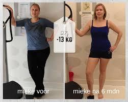 15 kg afvallen