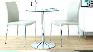 dining table 2 chairs small table and 2 chairs for small kitchen chair small dining table with 2 chairs for modern round glass and chrome regard small table