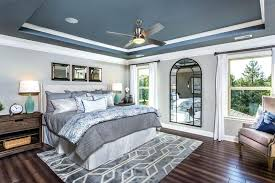 tray ceilings in bedroom master bedroom with light gray walls painted blue tray ceiling and white tray ceilings in bedroom