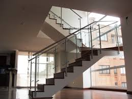 TORNEADOS FUENTESPALDA  Barandillas Y Escaleras De Madera Forja Barandas De Cristal Y Acero Inoxidable