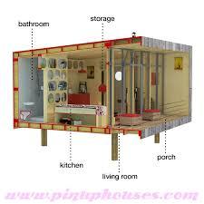 contemporary tiny houses. Small Contemporary Tiny Houses