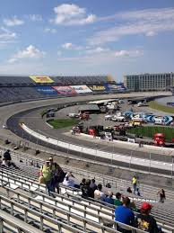 Dover International Speedway Section 117
