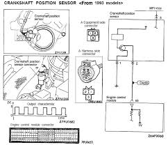 a diagram for dodge stealth engine a diy wiring diagrams engine troubleshoot camshaft and crankshaft position sensors