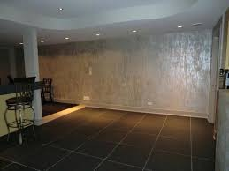 faux wall finishes art faux finishes bark finish basement contemporary basement faux finish wall paint ideas