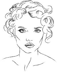 女性 肖像画 Ms Pixabayの無料ベクター素材