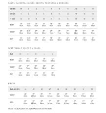 Burberry Size Chart Us Bedowntowndaytona Com