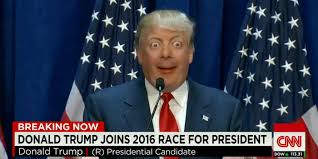 Is Donald Bean Latest Mixed Trump With Unnerving Mr Deepfake