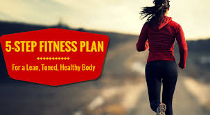 A Fitness Plan Your 5 Step Fitness Plan For A Lean Toned Healthy Body Make Your