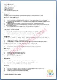 civil engineer resume resume badak ตัวอย่าง civil engineer resume