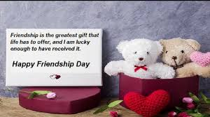 Happy Friendship Day 2019 Wishes Messages Quotes In English Gif