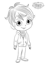 Printable Shimmer And Shine Coloring Pages Coloring Sheets Zac Get