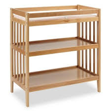 Westwood Design Reese Changing Table with Contour Pad in Natural
