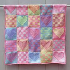 Free Patchwork and Block Design Crochet Quilt Patterns &  Adamdwight.com